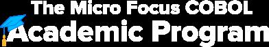 Micro Focus COBOL Academic Program