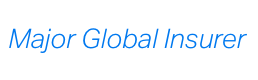 Major Global Insurer logo