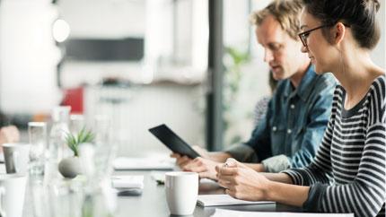 Torne-se um parceiro provedor de serviços da HPE Software