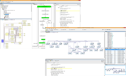 Application visualization