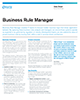 Business Rule Manager