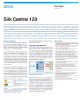 Silk Central 17.5 Data Sheet
