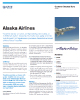 Alaska Airlines Success Story