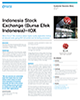 Indonesia Stock Exchange (Bursa Efek Indonesia) - IDX