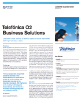 Telefonica O2 Business Solutions Success Story