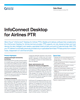 InfoConnect Desktop for Airlines PTR Data Sheet
