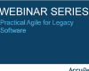 Practical Agile For Legacy Software