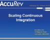 Scaling Continuous Integration