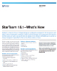 StarTeam 16.0 - What's New