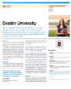 Deakin University Success Story