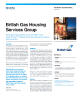 British Gas Housing Services Group Success Story