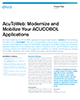 AcuToWeb: Modernize and mobilize your ACUCOBOL applications