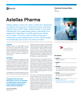 Astellas Pharma Success Story