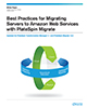 Best Practices for Migrating Servers to Amazon Web Services with PlateSpin Migrate