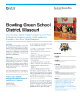 Bowling Green School District Missouri Success Story