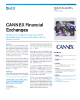 CANNEX Financial Exchanges Success Story