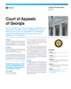 Court of Appeals of Georgia Customer Success Story