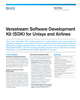 Verastream Software Development Kit (SDK) for Unisys and Airlines