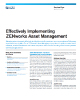 ZENworks Asset Management Data Sheet
