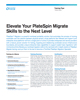 Elevate your PlateSpin Migrate Skills to the Next Level Flyer