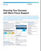 Ensuring Your Success with Micro Focus Support