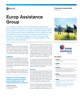 Europ Assistance Group Success Story