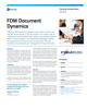 FDM Document Dynamics Success Story