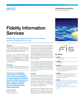 Fidelity Information Services Success Story