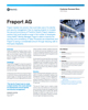 Fraport AG Success Story