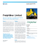 Freightliner Success Story