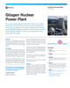 Gosgen Nuclear Power Plant Success Story