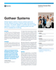 Gothaer Systems Success Story