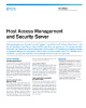Host Access Management and Security Server