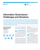 Information Governance—Challenges and Solutions