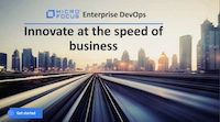 Innovate at the speed of business