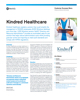Kindred Healthcare Success Story