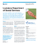 Louisiana Department of Social Services