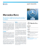 Mercedes-Benz Success Story