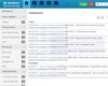 Micro Focus SBM Work Center - Real-time Notifications