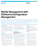 Mobile Management with ZENworks Configuration Management