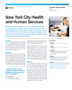 New York City Health and Human Services Success Story