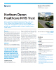 Northern Devon Healthcare NHS Trust - Success Story