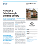 Norwich and Peterborough Building Society Success Story
