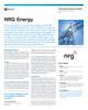 NRG Energy Customer Success Story
