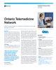 Ontario Telemedicine Network Success Story