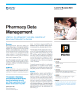Pharmacy Data Management Success Story