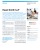 Reed Smith LLP Success Story