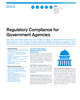 Regulatory Compliance for Government Agencies