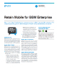 Retain Mobile for BBM Enterprise