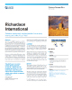Richardson International Success Story